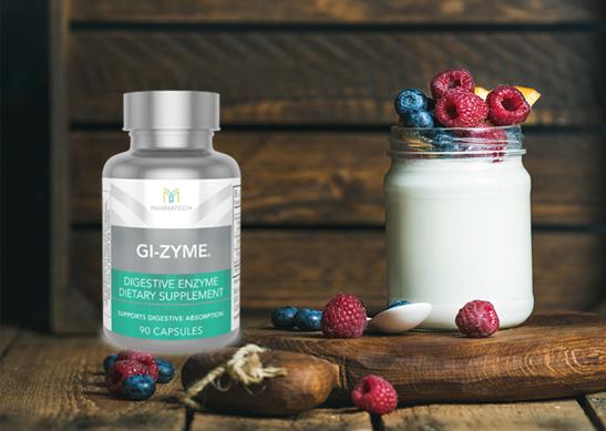 新品上市-GI-Zyme美泰酵素胶囊