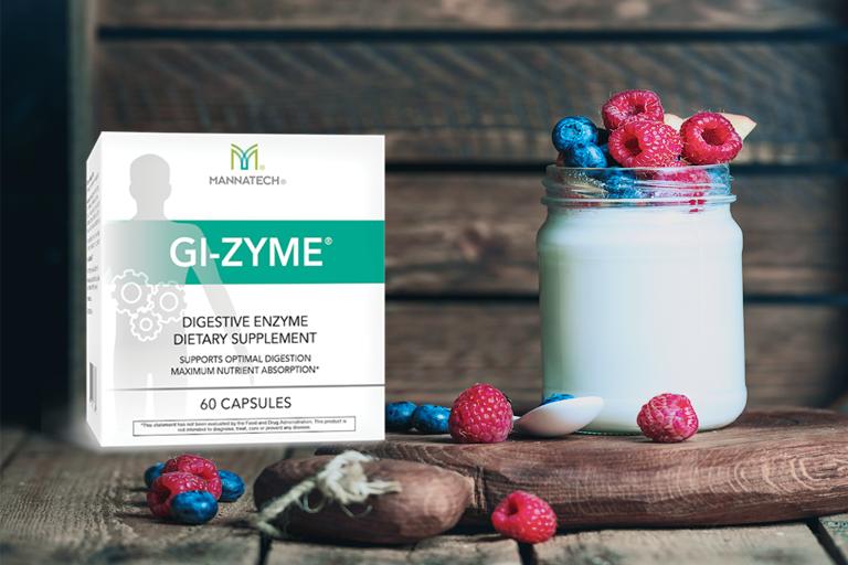 GI-Zyme美泰酵素胶囊