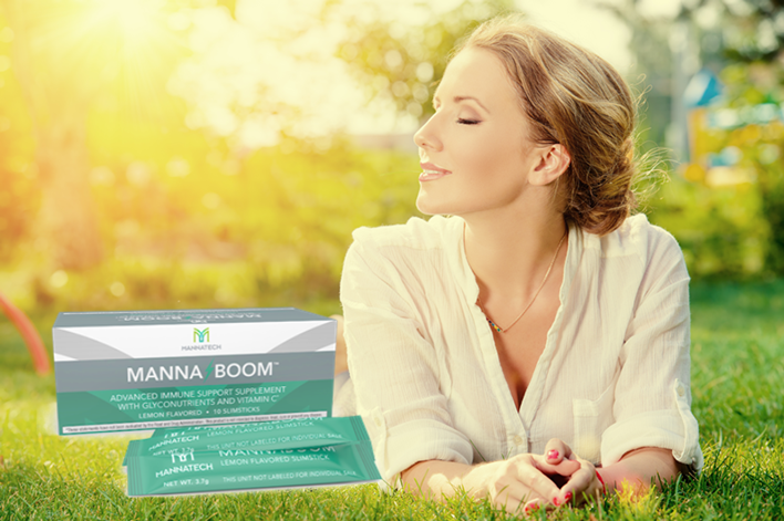 MannaBoom美泰多醣免疫宝冲剂