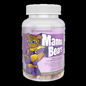 Mannabears小熊糖醣质果胶软糖