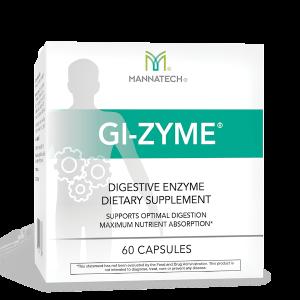 GI-Zyme升级版消化酵素