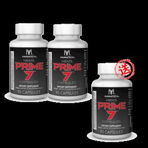 Prime7至尊男士保健营养素买2送1